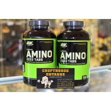 Аминокислоты Optimum Nutrition Superior Amino 2222, 160 капс