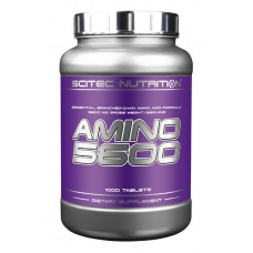 Аминокислоты от SCITEC NUTRITION AMINO 5600 1000 TABLETS