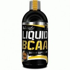 Аминокислоты Biotech Liquid BCAA - 1000ml Lemon