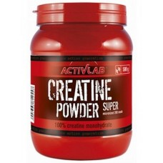 Creatine Powder Super - 500g Qiwi ActivLab