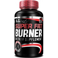 Жиросжигатель Biotech Super Fat Burner - 120 tabs