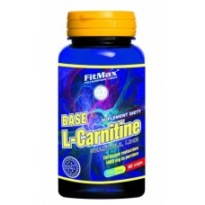 Карнитин FitMax L-carnitine Base - 60 caps