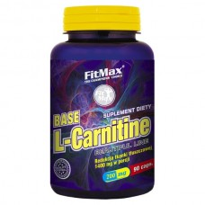Карнитин FitMax L-carnitine Base - 90 caps