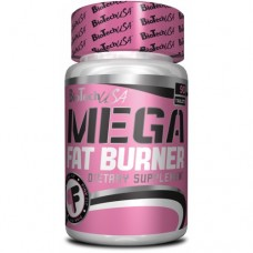 Жиросжигатель Biotech Mega Fat Burner - 90 tab