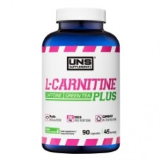 Карнитин UNS L-CARNITINE PLUS - 90 caps