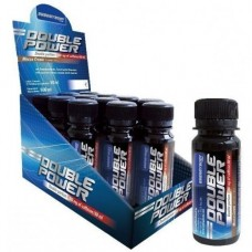 Предтренировочник DOUBLE POWER CAPPUCCINO 60ML ENERGYBODY SYSTEMS