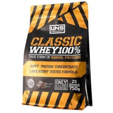 Протеин UNS CLASSIC WHEY 100% - 750g Coconut