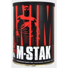 Предтренировочник Universal Nutrition Animal M-Stak (EU) - 21 pack