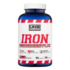 IRON PLUS - 90 caps UNS
