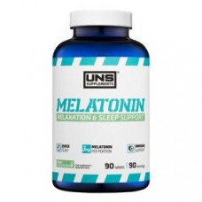MELATONIN - 90 tabs UNS